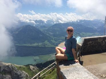 Mount Pilatus- Lucerne, Switzerland